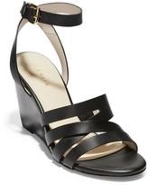Cole Haan Marietta Ankle Strap Wedge Sandal
