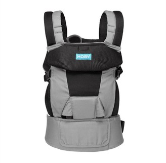 Moby Wrap Moby - Move 4 Position Carrier - Charcoal Grey