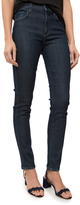 Gold Sign Profit Classic Mid Rise Skinny