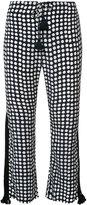 Figue Cova trousers - women - Silk - XS