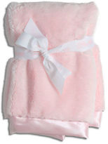 Little Me Newborn Girls 0-9 Months Pink Stroller Blanket - Smart Value