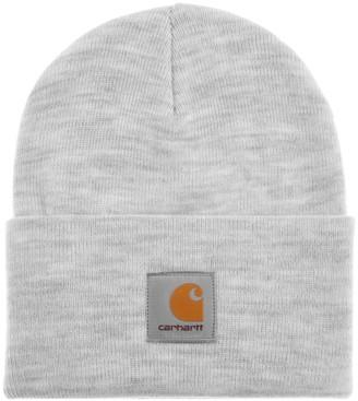 Carhartt Watch Beanie Hat Grey