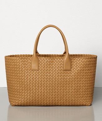 Bottega Veneta MEDIUM CABAT IN INTRECCIATO NAPPA
