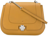 No.21 chain strap shoulder bag - women - Calf Leather - One Size