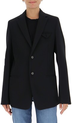 Bottega Veneta Single Breasted Blazer