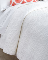 John Robshaw Queen Hand-Stitched Coverlet