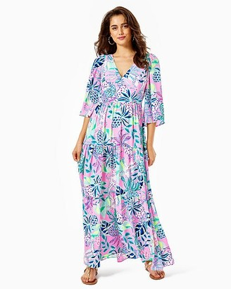 Lilly Pulitzer Rease Maxi Dress