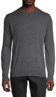 Theory Riland Merino Wool-Blend Sweater