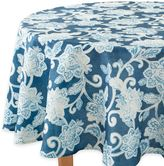 Croscill Trimbelle 70-Inch Round Tablecloth