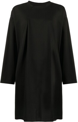 MM6 MAISON MARGIELA Long-Sleeve Shift Dress