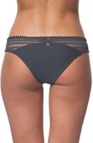 Rip Curl Women's Designer Surf Mesh Hipster Bikini Bottoms