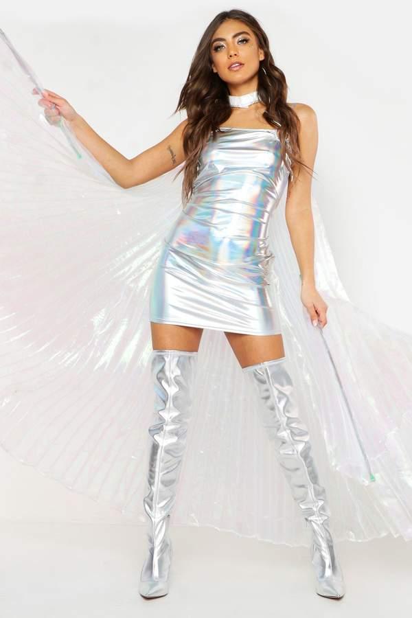 65c19a32093c Silver Bodycon Dresses - ShopStyle UK