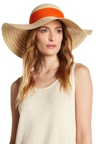 Phenix Floppy Bow Detail Hat