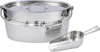 Fortessa Crafthouse Oval Ice Bucket