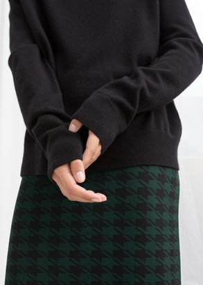 And other stories Boxy Fit Turtleneck