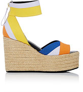 Pierre Hardy WOMEN'S BAUHAUS BEACH PLATFORM WEDGE SANDALS