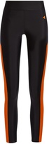 LAAIN Bianca contrast-panel performance leggings