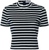 Alexander Wang horizontal stripe T-shirt