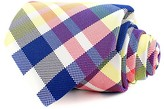 Thomas Pink Jeal Check Woven Classic Tie