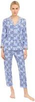 Oscar de la Renta Oscar Signature Pajama