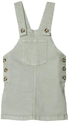 Cotton On Soleil Skirtall (Little Kids) (Stone Green) Girl's Dress