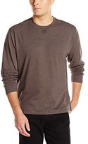 Wolverine Men's Boulder Long Sleeve Crew Shirt