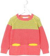 Stella McCartney 'Munroe' jumper - kids - Cotton/Cashmere - 6 yrs
