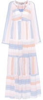 Stella McCartney Cotton-blend maxi dress