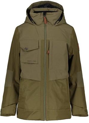 Obermeyer Colt Jacket (Big Kids) (Military Time) Boy's Jacket