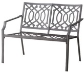 Threshold Harper Metal Patio Garden Bench