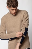 Zadig & Voltaire Raphael Patch Sweater