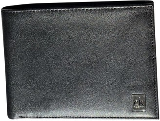 Calvin Klein Black Leather Small bags, wallets & cases