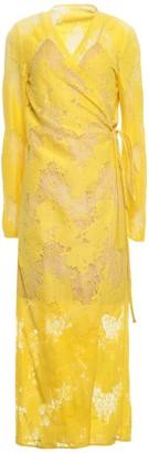 GOEN.J 3/4 length dresses