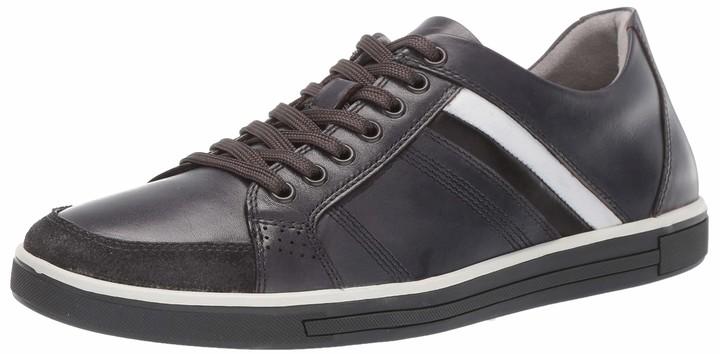 Kenneth Cole New York Split Decision SU Mens Shoes 10, Navy Armada