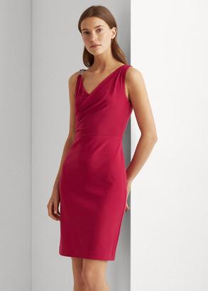 Ralph Lauren Surplice Cocktail Dress