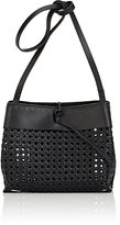 Kara Women's Tie Crossbody-BLACK