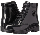 Armani Jeans Jelly Lace Up Boot