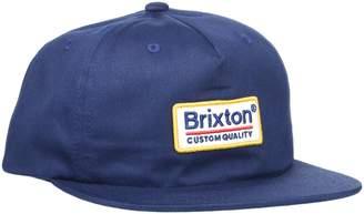 Brixton Men's Palmer Medium Profile Snapback HAT