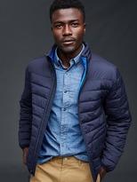 Gap ColdControl Lite stretch puffer jacket