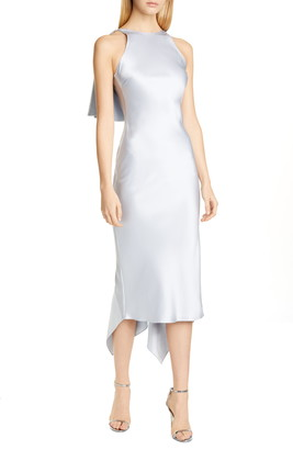 Cushnie Sleeveless Pencil Dress With O