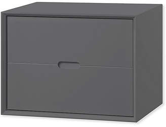 Marmalade Jensen Deep Storage Chest - Dark Gray