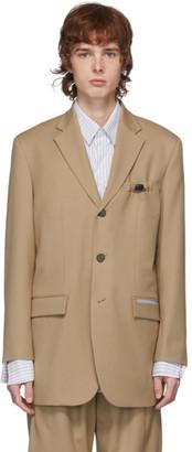 BEIGE ADER error Kustic Jacket