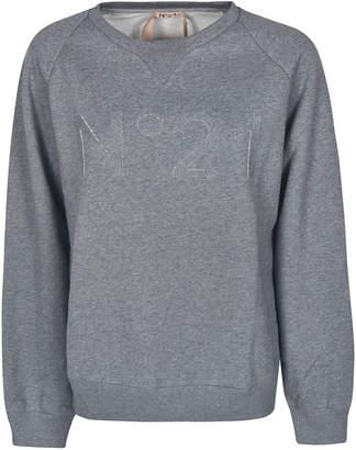 N°21 N.21 Logo Sweatshirt