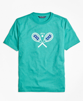 Brooks Brothers Cotton Graphic Tee