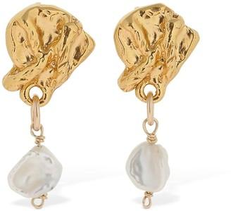 Alighieri Streaming Pearl Earrings