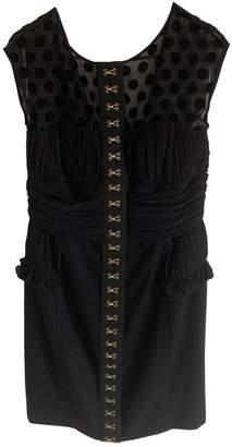 Luella Black Wool Dress for Women