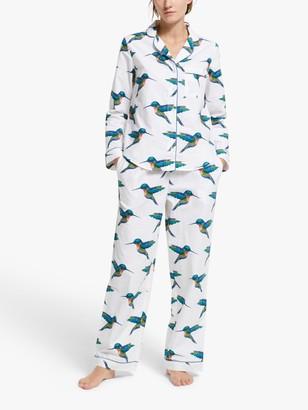 Their Nibs Hummingbird Cotton Pyjama Set