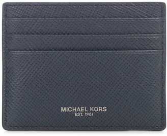 Michael Kors Collection Harrison Tall Card Case
