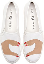 Katy Perry Heart Novelty Sneakers