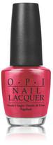 OPI Nail Lacquer - Breakfast At Tiffany